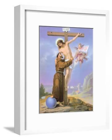 Christ--Framed Art Print
