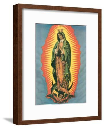 Madona--Framed Art Print