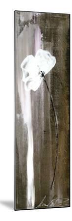 L'Heure du Sud, Fleur Blanche-Marielle Paccard-Mounted Art Print