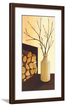 In Bud and in Bloom II-Diego Patrian-Framed Art Print