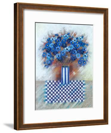 Bouquets for Tomorrow-Milene Santos-Framed Art Print
