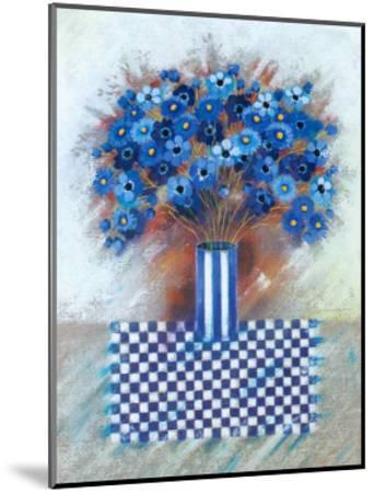 Bouquets for Tomorrow-Milene Santos-Mounted Art Print