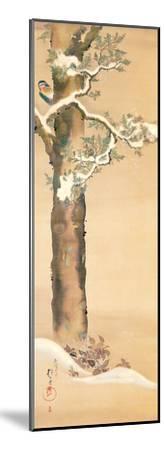 December-Sakai Hoitsu-Mounted Giclee Print