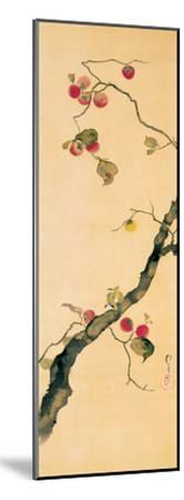 October-Sakai Hoitsu-Mounted Giclee Print