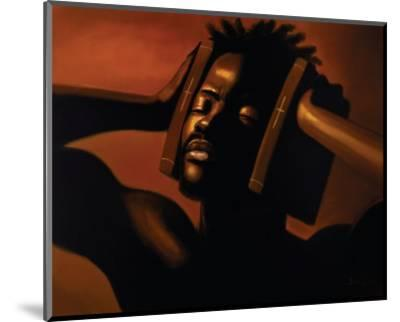 Hear No Evil (Male)-Sterling Brown-Mounted Art Print