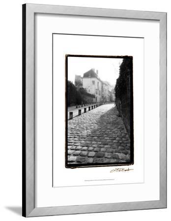 Parisian Walkway II-Laura Denardo-Framed Art Print
