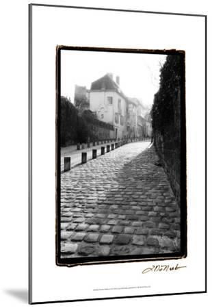 Parisian Walkway II-Laura Denardo-Mounted Art Print