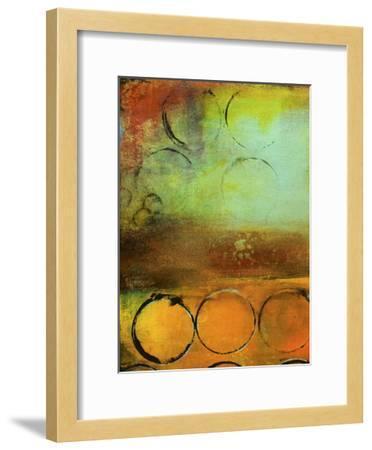 Round the Block I-Erin Ashley-Framed Art Print