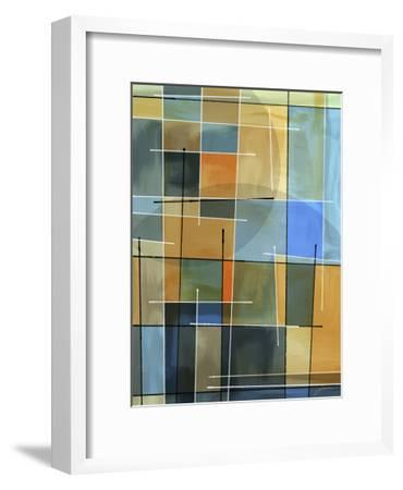 Counter Balance II-James Burghardt-Framed Art Print