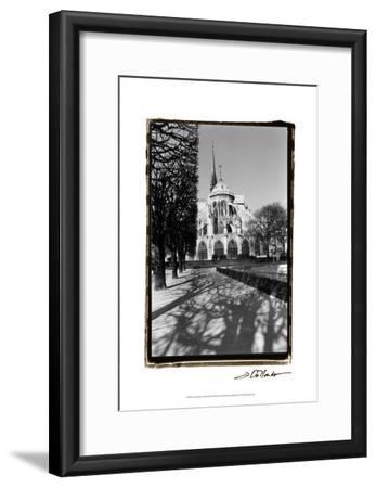 Notre Dame Cathedral I-Laura Denardo-Framed Art Print