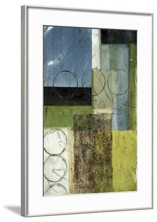 Land and Sea II--Framed Art Print