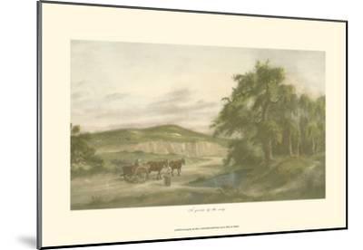 A Gossip By the Way-Henry Walker-Mounted Art Print