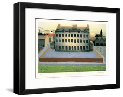 All the World is Playing-Mackenzie Thorpe-Framed Collectable Print