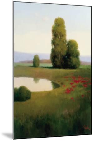 Lakeside-Udell-Mounted Art Print