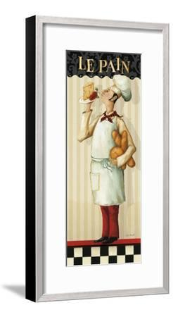 Chef's Masterpiece III-Lisa Audit-Framed Art Print