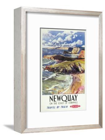 Newquay--Framed Art Print