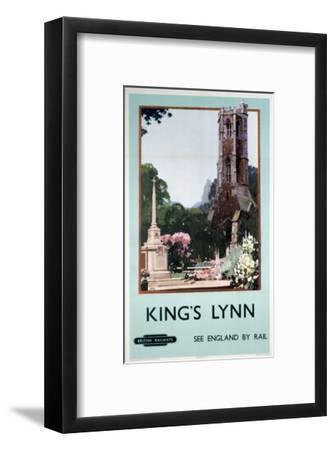 King's Lynn--Framed Art Print