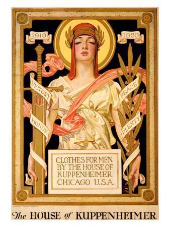 House of Kuppenheimer--Framed Giclee Print
