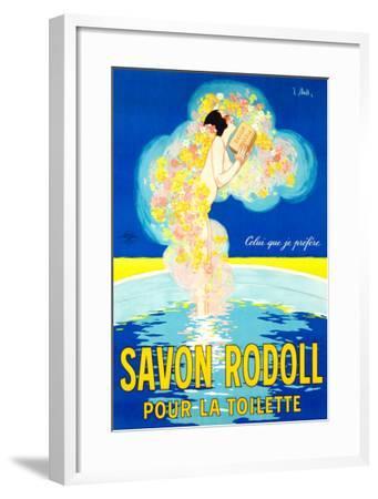 Savon Rodoll--Framed Giclee Print