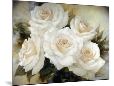 White Roses III-Igor Levashov-Mounted Art Print