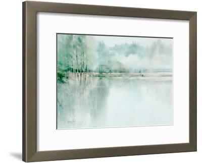 Lake View I-Xavier Swolfs-Framed Art Print