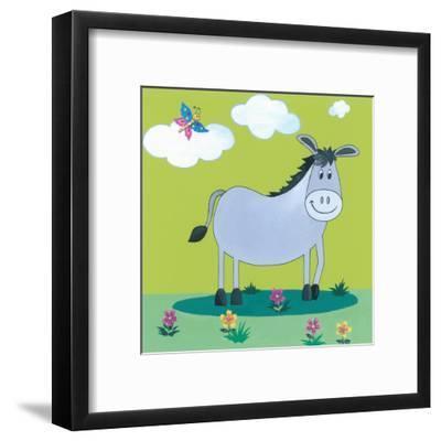 Country Life I-Patrizia Moro-Framed Art Print