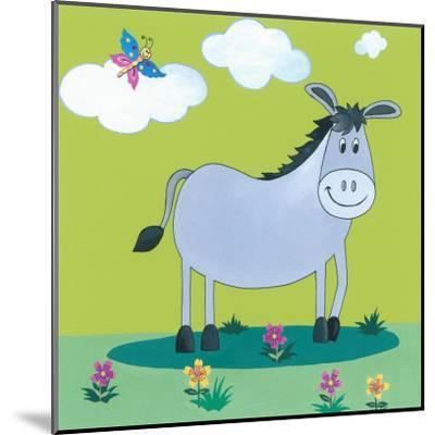 Country Life I-Patrizia Moro-Mounted Art Print