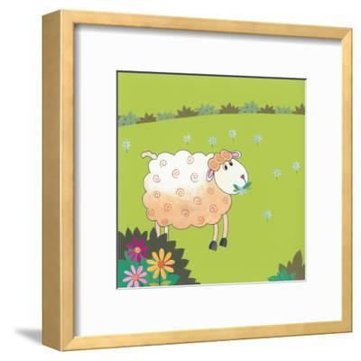 Country Life IV-Patrizia Moro-Framed Art Print