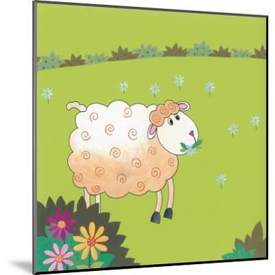 Country Life IV-Patrizia Moro-Mounted Art Print