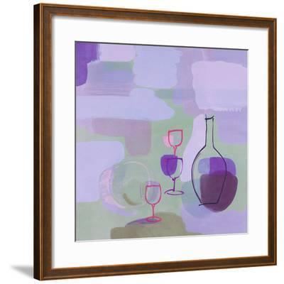 Glass and China I-Patrizia Moro-Framed Art Print