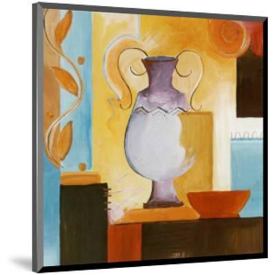 Interior Design II-P. Clement-Mounted Art Print