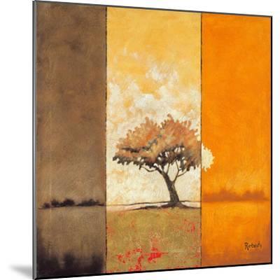Here Comes the Sun II-Zella Ricci-Mounted Art Print