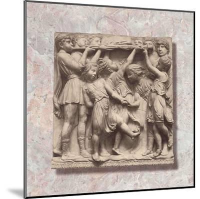 La Cantoria I-Zella Ricci-Mounted Art Print
