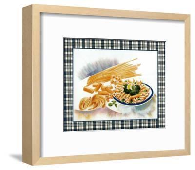 Dinner Is Ready-P. LaFont-Framed Art Print
