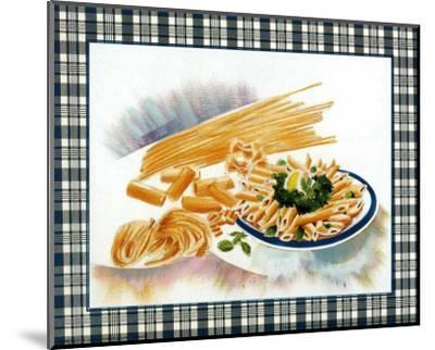 Dinner Is Ready-P. LaFont-Mounted Art Print