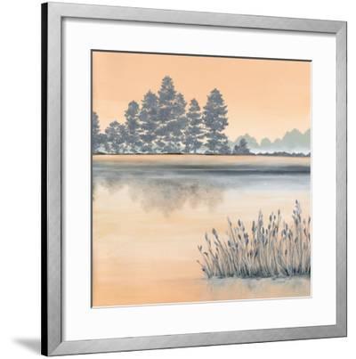 Summer Afternoon II- Polnareff-Framed Art Print