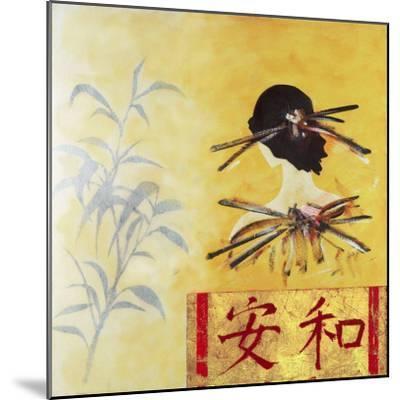 Ginza Fashion I- Vasco-Mounted Art Print