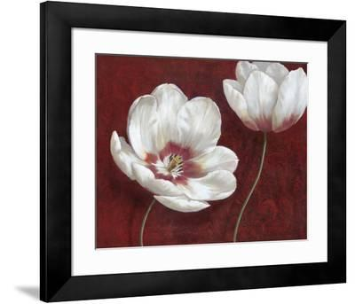 Prized Blooms I-Nan-Framed Art Print