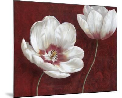 Prized Blooms I-Nan-Mounted Art Print
