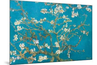 Almond Branches in Bloom, San Remy, c.1890-Vincent van Gogh-Mounted Premium Giclee Print