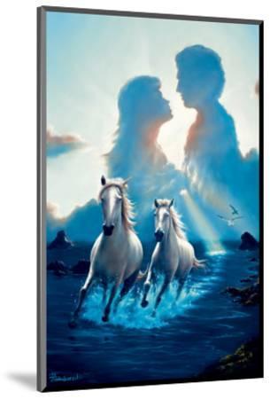Together Again-Jim Warren-Mounted Premium Giclee Print