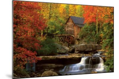 The Old Mill--Mounted Premium Giclee Print