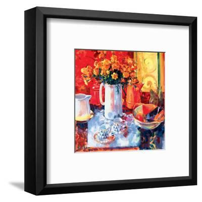 Tea For Two-Peter Graham-Framed Premium Giclee Print