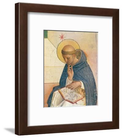 South Domenico, c.1387-1455-Fra Angelico-Framed Premium Giclee Print
