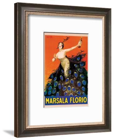 Marsala Florio--Framed Premium Giclee Print