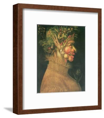 Summer-Giuseppe Arcimboldo-Framed Premium Giclee Print