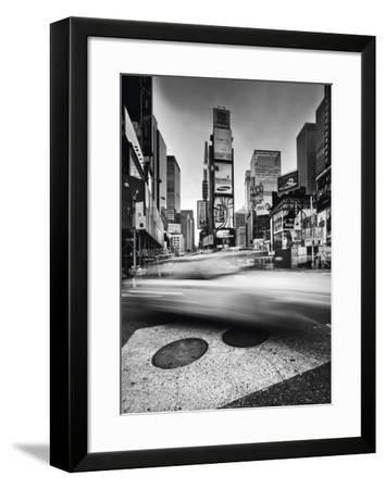 Times Square, NYC-Torsten Andreas Hoffmann-Framed Art Print
