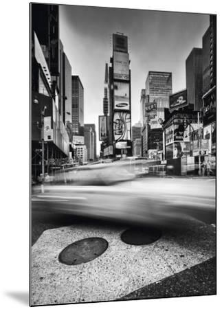 Times Square, NYC-Torsten Andreas Hoffmann-Mounted Art Print