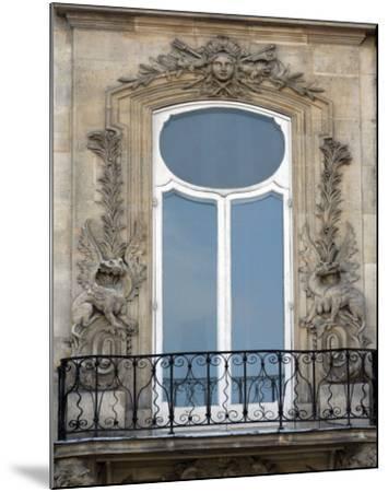 Rue De Paris III-Tony Koukos-Mounted Art Print