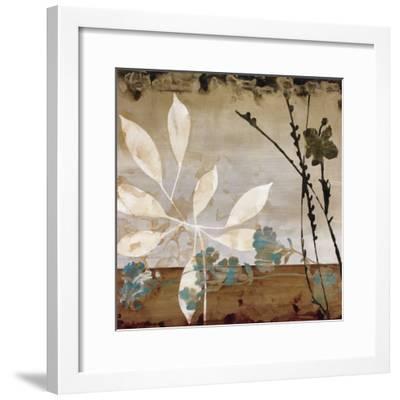 Floralscape I-Dysart-Framed Art Print
